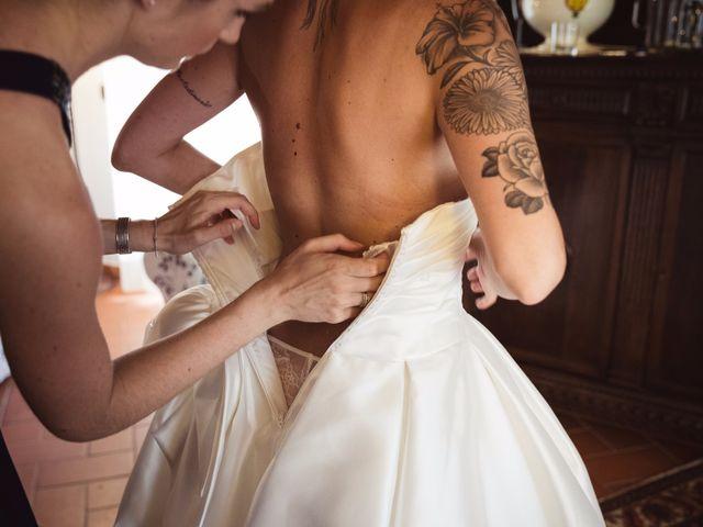 Il matrimonio di Isaac e Alice a Greve in Chianti, Firenze 19