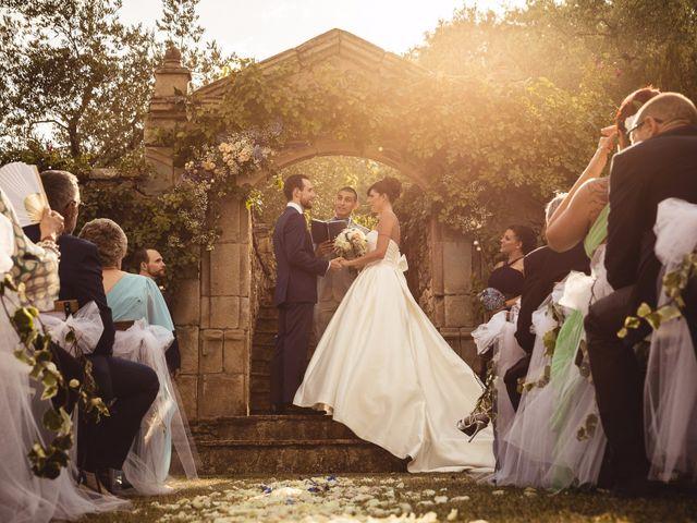 Il matrimonio di Isaac e Alice a Greve in Chianti, Firenze 24