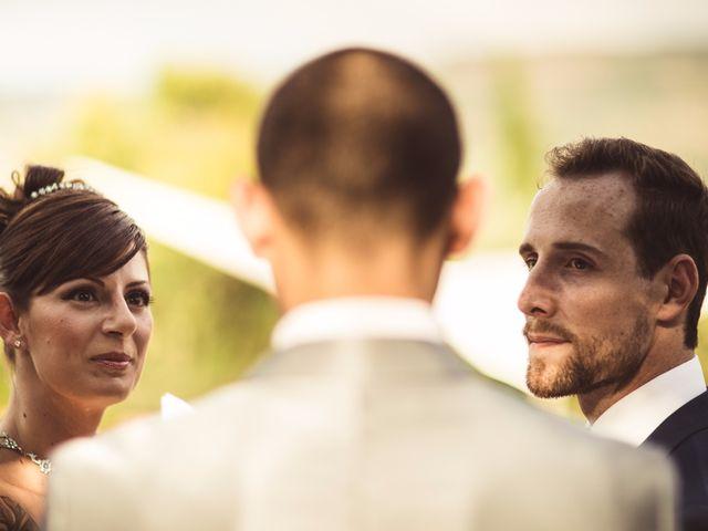 Il matrimonio di Isaac e Alice a Greve in Chianti, Firenze 26