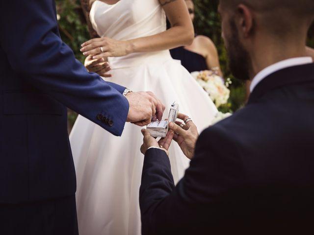 Il matrimonio di Isaac e Alice a Greve in Chianti, Firenze 28