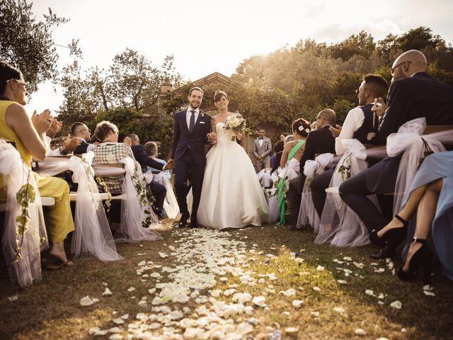 Il matrimonio di Isaac e Alice a Greve in Chianti, Firenze 31