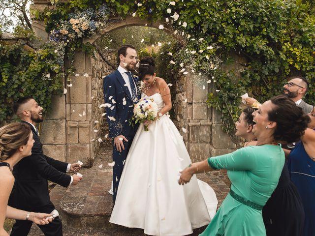 Il matrimonio di Isaac e Alice a Greve in Chianti, Firenze 32