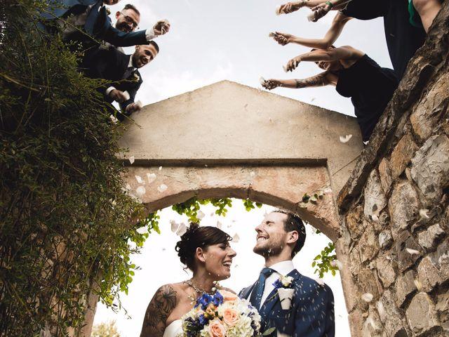Il matrimonio di Isaac e Alice a Greve in Chianti, Firenze 33