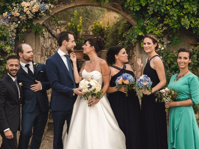 Il matrimonio di Isaac e Alice a Greve in Chianti, Firenze 34