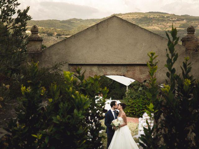 Il matrimonio di Isaac e Alice a Greve in Chianti, Firenze 35