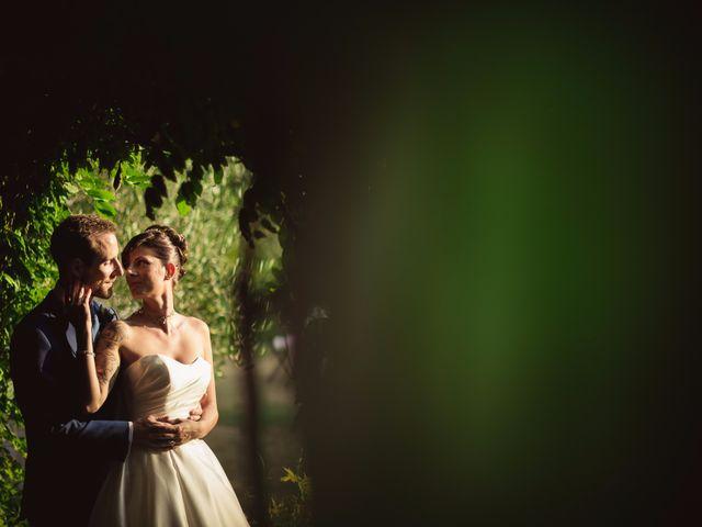 Il matrimonio di Isaac e Alice a Greve in Chianti, Firenze 36