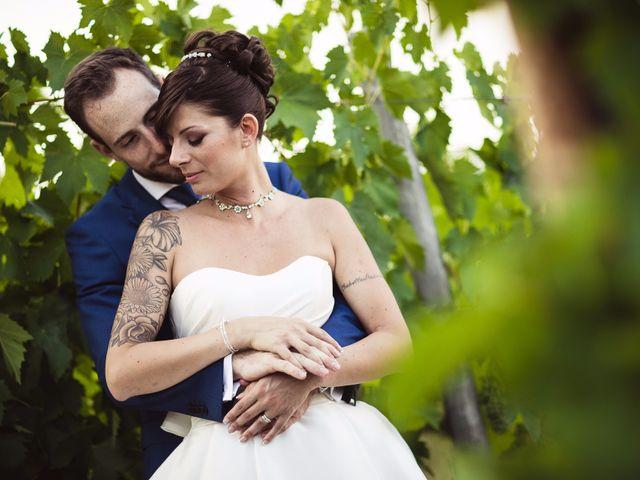 Il matrimonio di Isaac e Alice a Greve in Chianti, Firenze 38