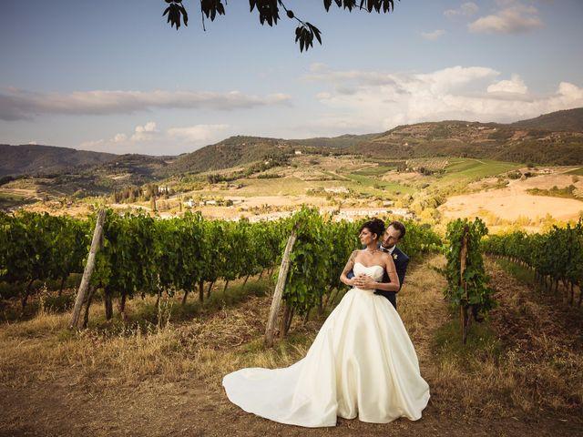 Il matrimonio di Isaac e Alice a Greve in Chianti, Firenze 39