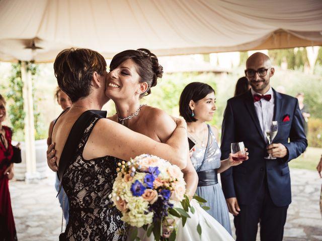 Il matrimonio di Isaac e Alice a Greve in Chianti, Firenze 43