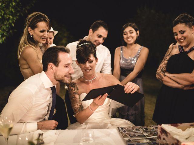 Il matrimonio di Isaac e Alice a Greve in Chianti, Firenze 49