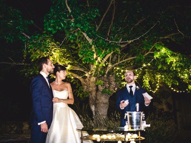 Il matrimonio di Isaac e Alice a Greve in Chianti, Firenze 51