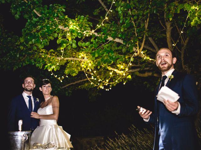 Il matrimonio di Isaac e Alice a Greve in Chianti, Firenze 52