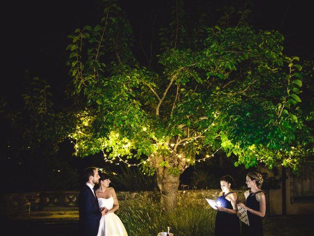Il matrimonio di Isaac e Alice a Greve in Chianti, Firenze 54