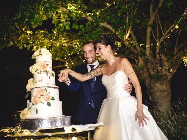 Il matrimonio di Isaac e Alice a Greve in Chianti, Firenze 55