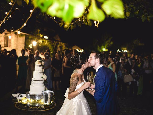 Il matrimonio di Isaac e Alice a Greve in Chianti, Firenze 56