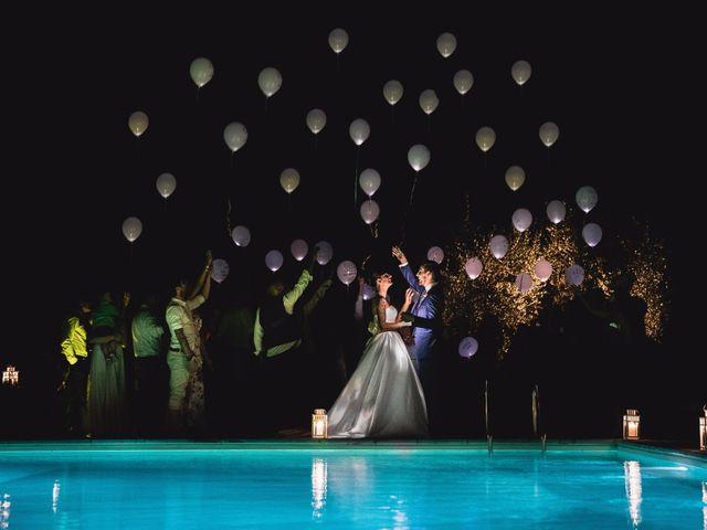 Il matrimonio di Isaac e Alice a Greve in Chianti, Firenze 57