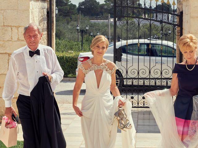 Il matrimonio di Nicola e Tony a Ostuni, Brindisi 32
