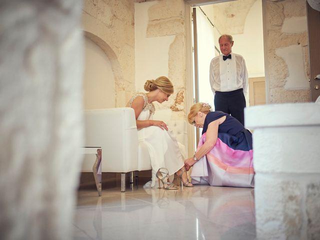Il matrimonio di Nicola e Tony a Ostuni, Brindisi 33