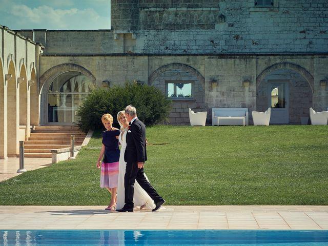 Il matrimonio di Nicola e Tony a Ostuni, Brindisi 39
