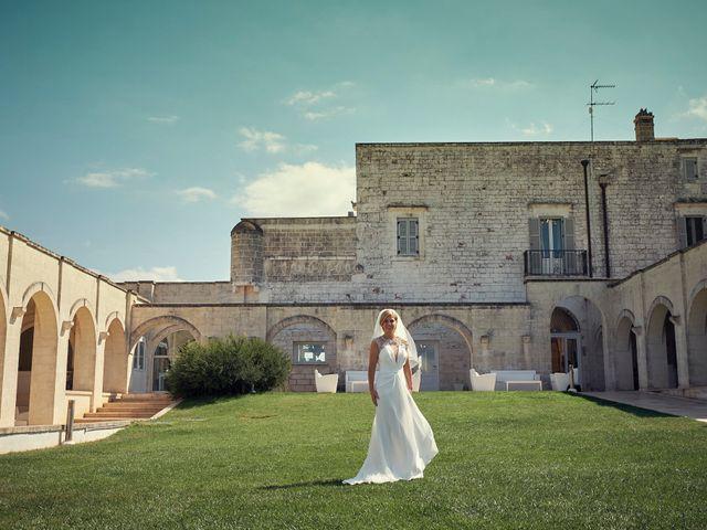 Il matrimonio di Nicola e Tony a Ostuni, Brindisi 41