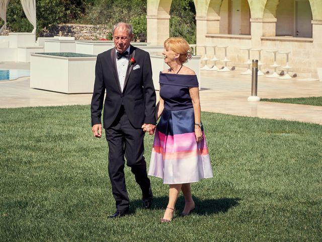 Il matrimonio di Nicola e Tony a Ostuni, Brindisi 42