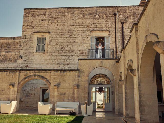 Il matrimonio di Nicola e Tony a Ostuni, Brindisi 44
