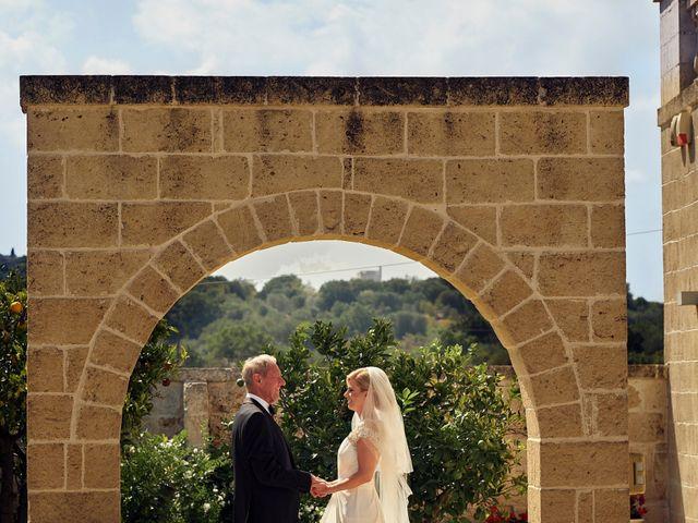 Il matrimonio di Nicola e Tony a Ostuni, Brindisi 46