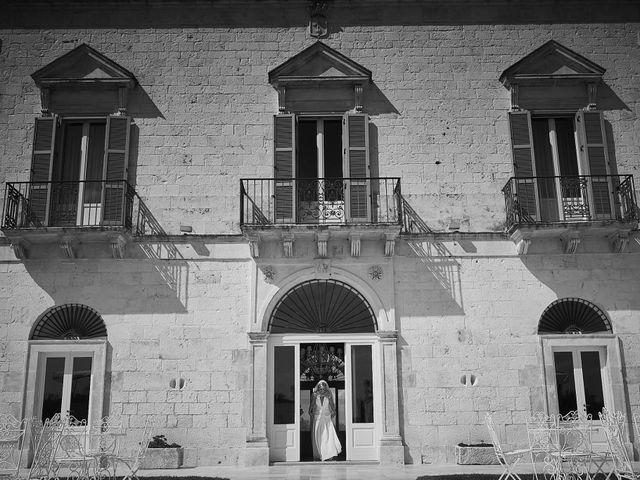Il matrimonio di Nicola e Tony a Ostuni, Brindisi 47