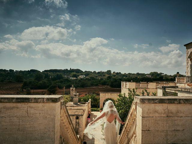 Il matrimonio di Nicola e Tony a Ostuni, Brindisi 49
