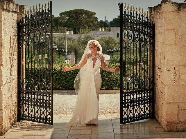 Il matrimonio di Nicola e Tony a Ostuni, Brindisi 52