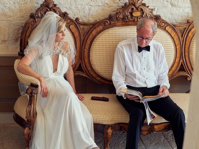 Il matrimonio di Nicola e Tony a Ostuni, Brindisi 53