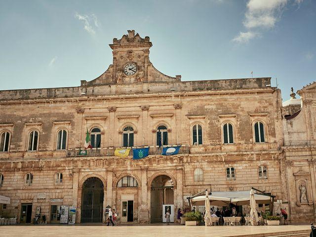 Il matrimonio di Nicola e Tony a Ostuni, Brindisi 57
