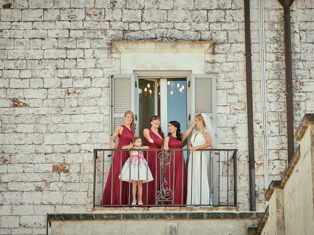 Il matrimonio di Nicola e Tony a Ostuni, Brindisi 64