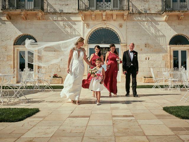 Il matrimonio di Nicola e Tony a Ostuni, Brindisi 66
