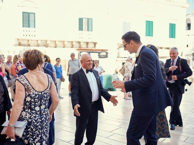 Il matrimonio di Nicola e Tony a Ostuni, Brindisi 67