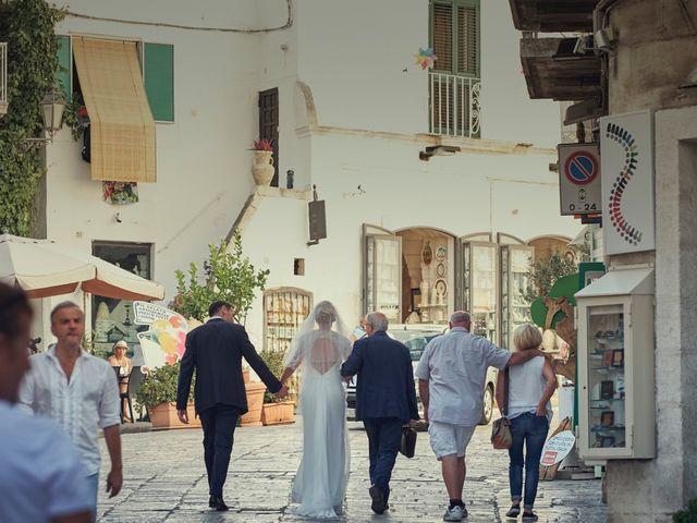 Il matrimonio di Nicola e Tony a Ostuni, Brindisi 83
