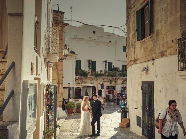 Il matrimonio di Nicola e Tony a Ostuni, Brindisi 84