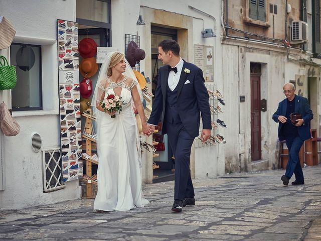 Il matrimonio di Nicola e Tony a Ostuni, Brindisi 85