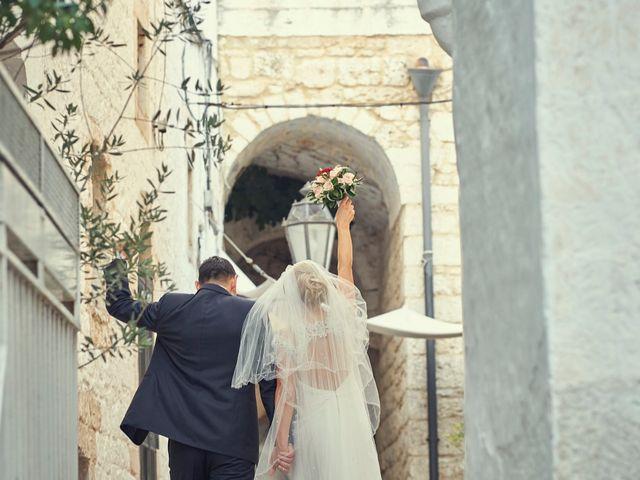 Il matrimonio di Nicola e Tony a Ostuni, Brindisi 87