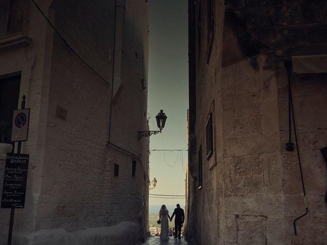 Il matrimonio di Nicola e Tony a Ostuni, Brindisi 93