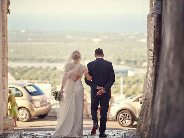 Il matrimonio di Nicola e Tony a Ostuni, Brindisi 95