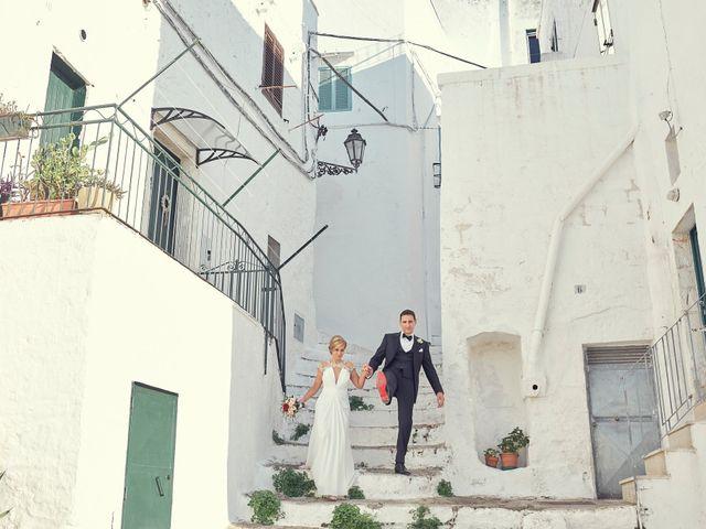 Il matrimonio di Nicola e Tony a Ostuni, Brindisi 96