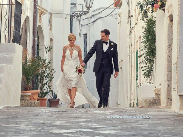 Il matrimonio di Nicola e Tony a Ostuni, Brindisi 98
