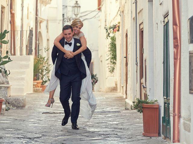 Il matrimonio di Nicola e Tony a Ostuni, Brindisi 99