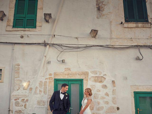 Il matrimonio di Nicola e Tony a Ostuni, Brindisi 100
