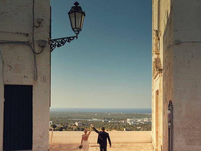 Il matrimonio di Nicola e Tony a Ostuni, Brindisi 101