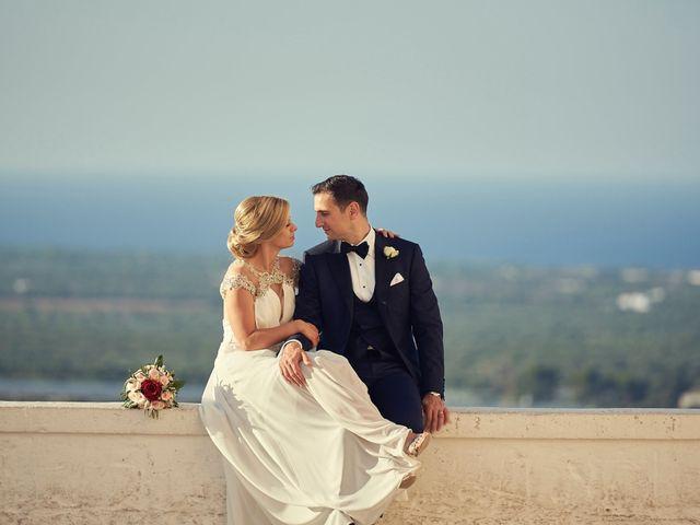 Il matrimonio di Nicola e Tony a Ostuni, Brindisi 104