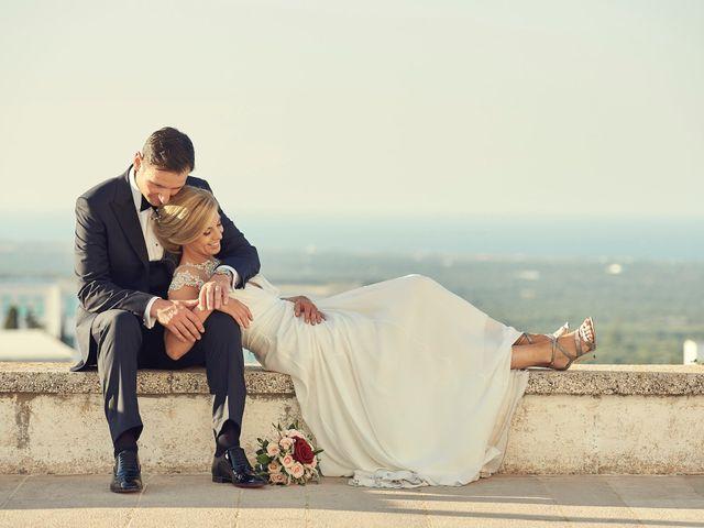 Il matrimonio di Nicola e Tony a Ostuni, Brindisi 106