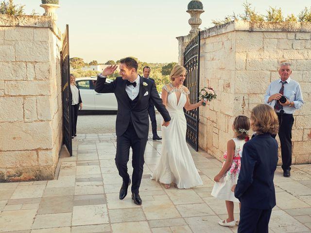 Il matrimonio di Nicola e Tony a Ostuni, Brindisi 107