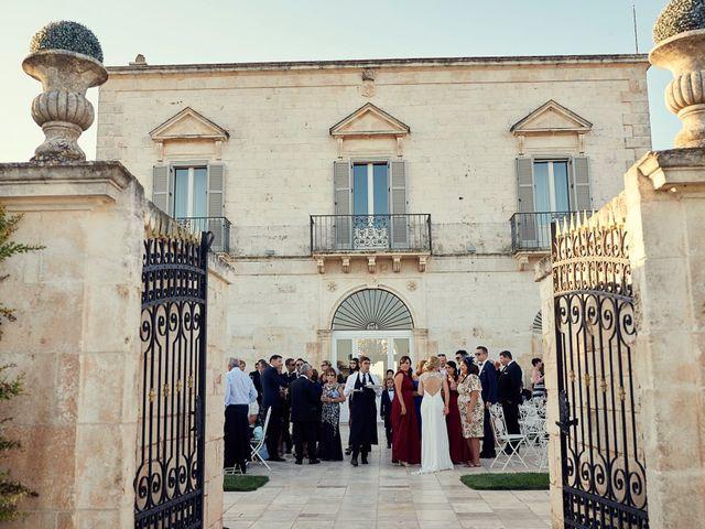 Il matrimonio di Nicola e Tony a Ostuni, Brindisi 110
